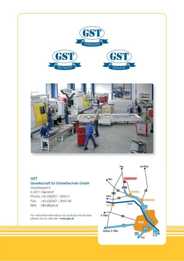 GST crankshaft production