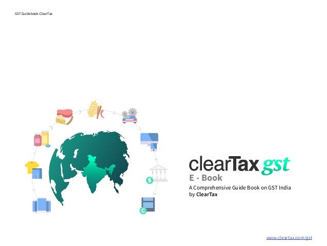 Gst book online download free gst pdf ebook from cleartax gumiabroncs Image collections