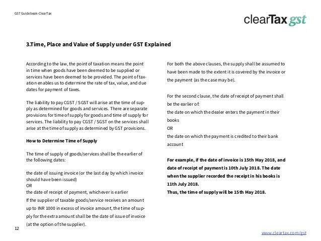 Gst book online download free gst pdf ebook from cleartax 11 14 fandeluxe Gallery