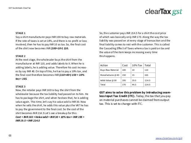 Gst book online download free gst pdf ebook from cleartax 5 fandeluxe Gallery