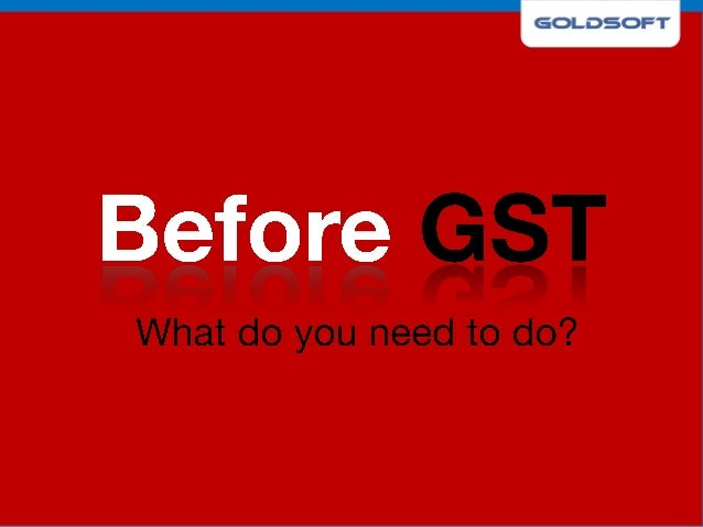 How much gst on trading platform