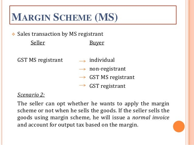 Gst Acquisition Of Real Property