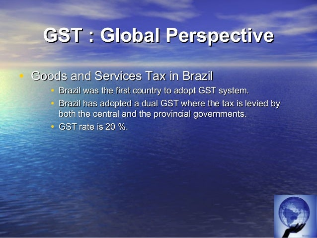 Features of Dual GST Model– Dual levy – by Centre & States– Various taxes that get subsumed in GST–  Manner of Implementat...