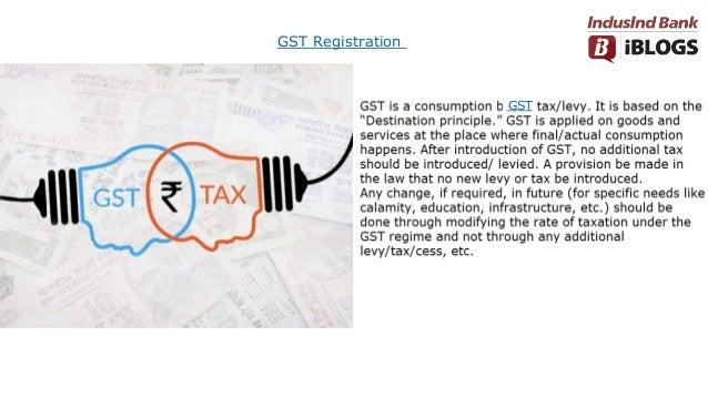 GST GST Registration