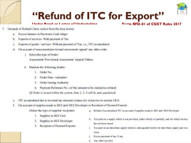 Gst with exports notes of sg institute export import expertise 29 spiritdancerdesigns Gallery