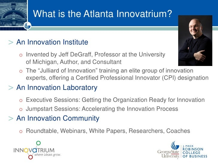 Certificate Program In Leading Innovation And Growth