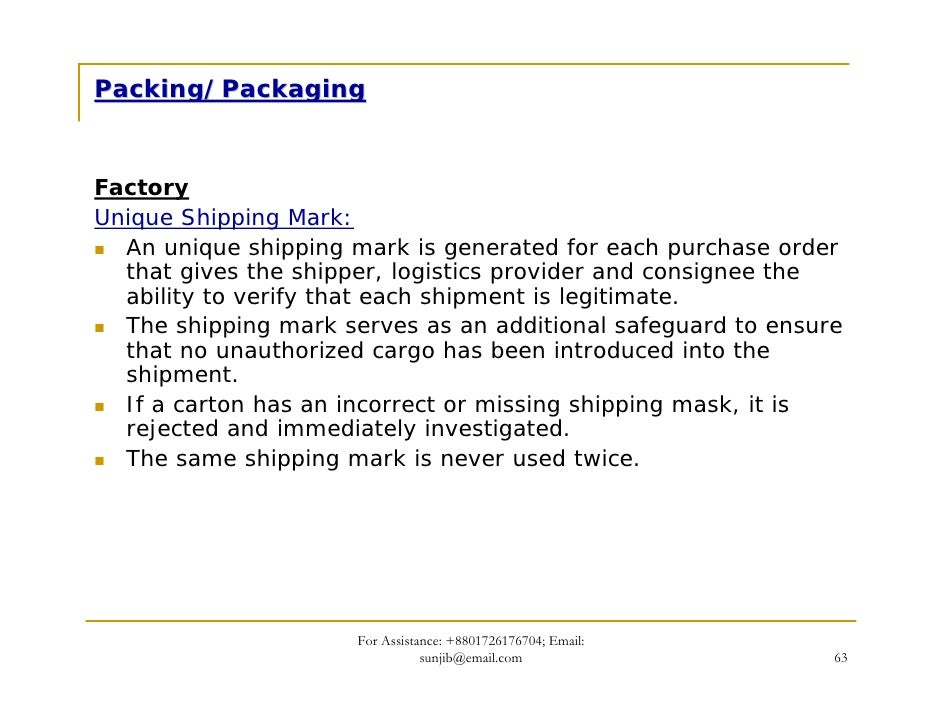 63 packingpackagingfactoryunique shipping