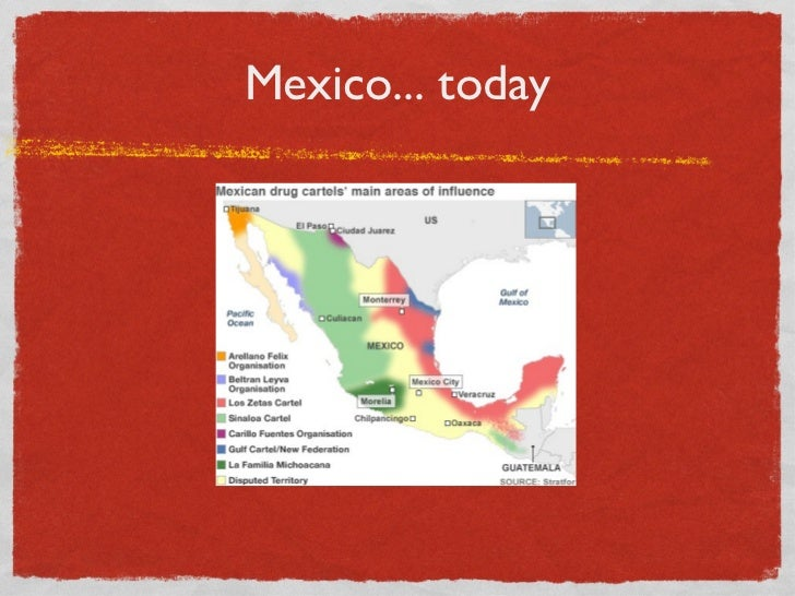 Mexico... today