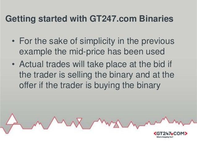Gt247 binary options