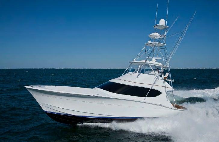 Hatteras GT54 Powerboat