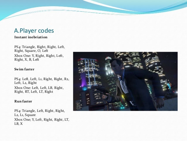 gta 5 cheats ps4 lower wanted level