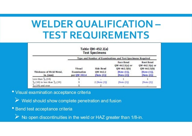 how to get asme welding certification