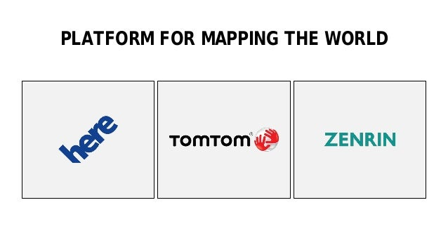 48 PLATFORM FOR MAPPING THE WORLD