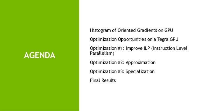 High Performance Pedestrian Detection On TEGRA X1 Slide 2