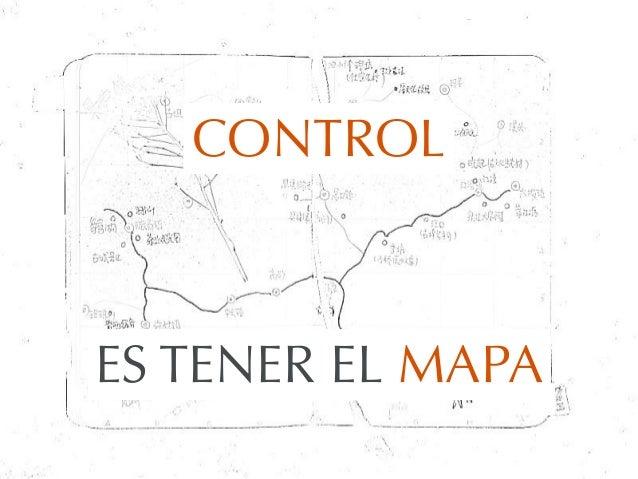 CONTROLES TENER EL MAPA