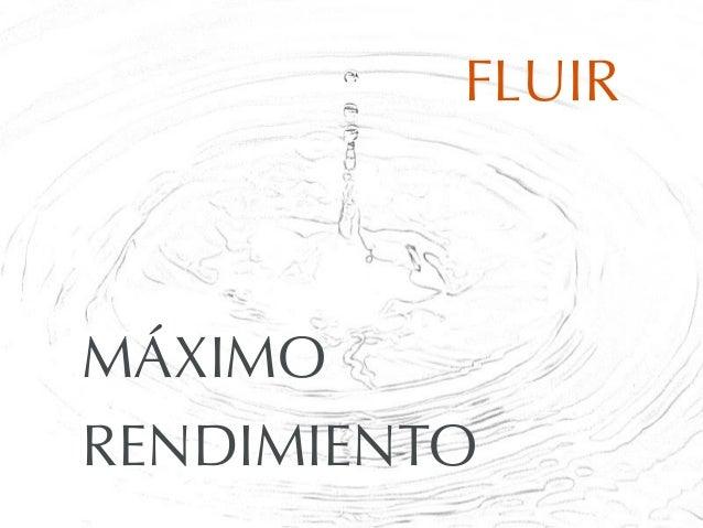 FLUIRRENDIMIENTOMÁXIMO