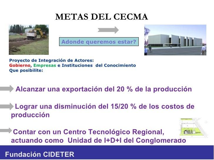 Acciones del programa sectorial : PI-TEC•    Mejoramiento de la producción:          Diseño y fabricación de prototipos   ...