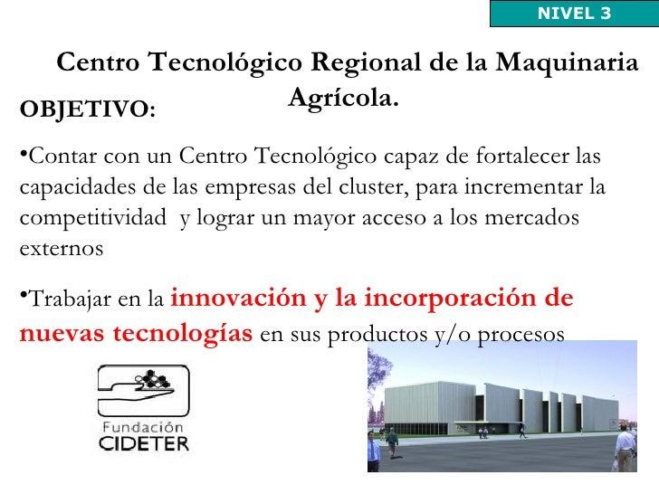 NIVEL 3Interacción Publico - Privado                                   Centro Tecnológico Regional                        ...