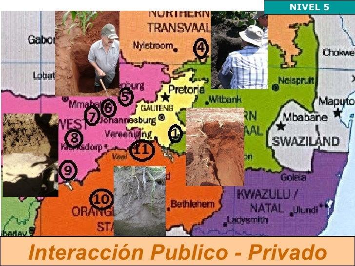 NIVEL 5FIRMA DEL ACUERDO CON SUDAFRICA/   AGROSHOWROOM Octubre 2011Interacción Publico - Privado