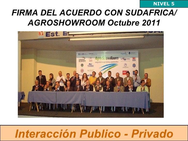 1° etapa de siembra    Octubre 2011