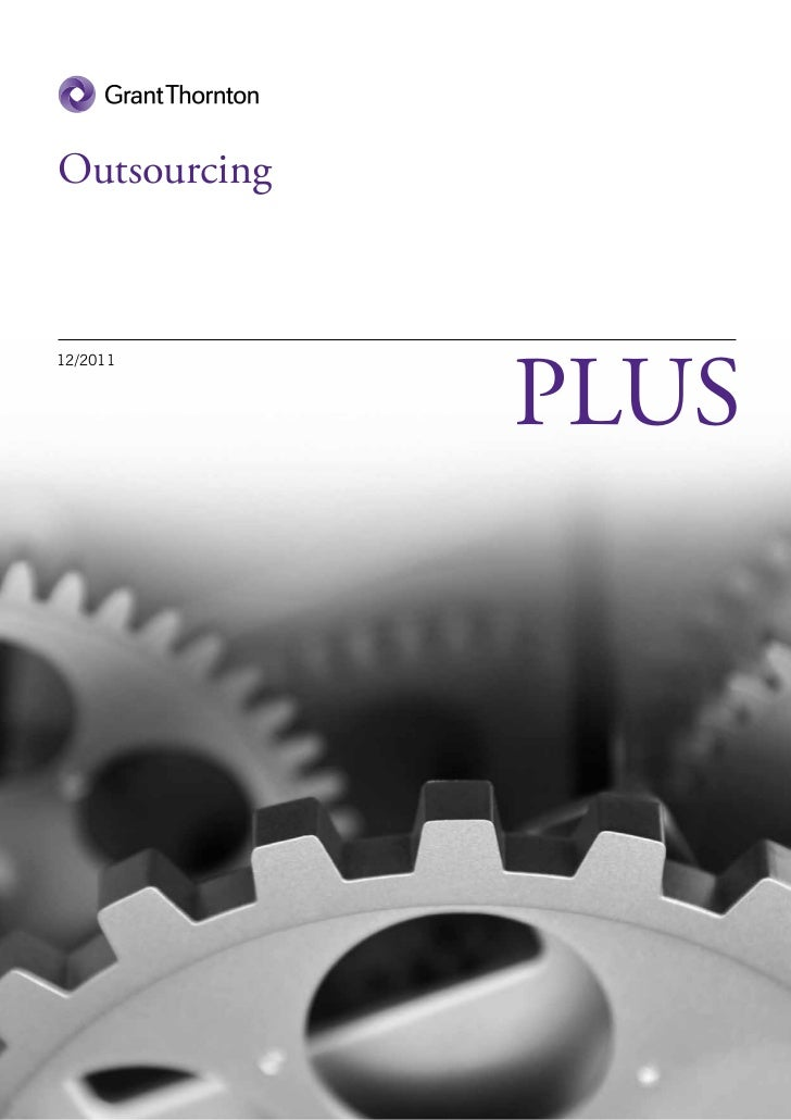 Outsourcing              PLUS12/2011