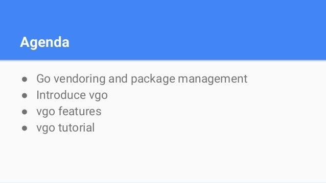 GTG30: Introduction vgo Slide 2