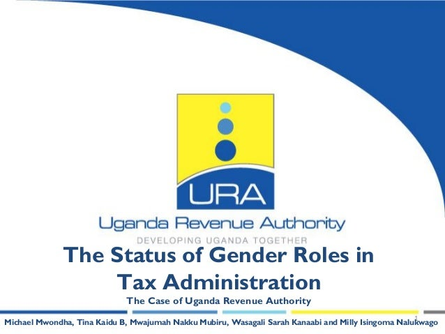 The Status of Gender Roles in Tax Administration