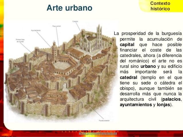 Gótico: aspectos generales y arquitectura Slide 3