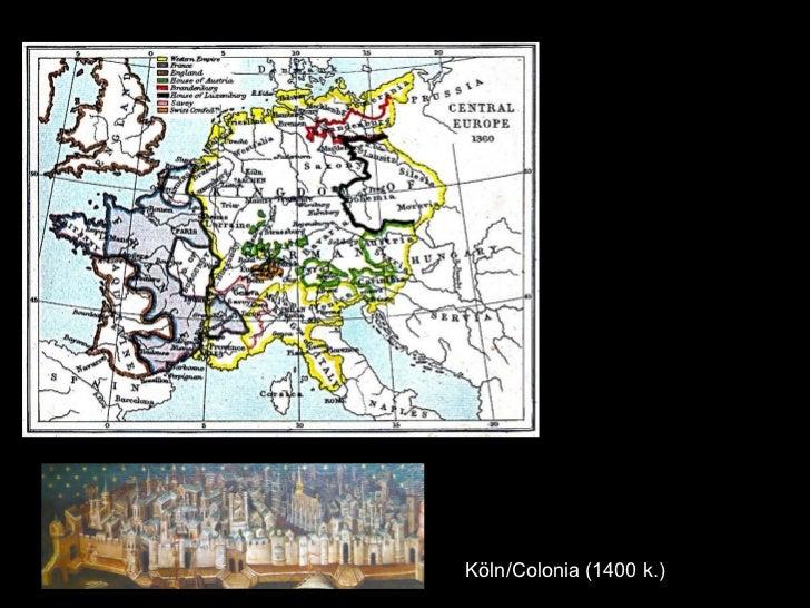 Köln/Colonia (1400 k.)