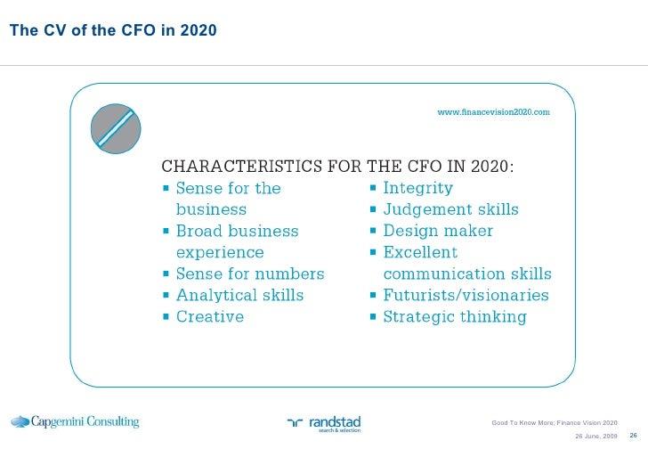 finance vision 2020