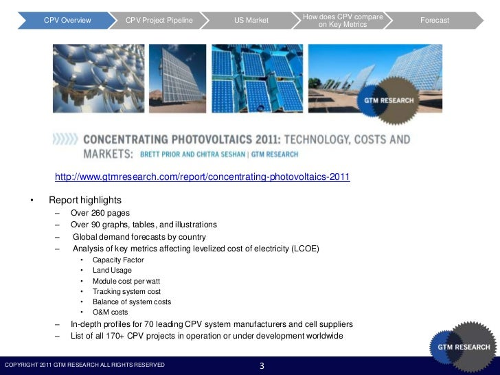 GTM Research CPV Webinar