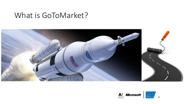 What is GoToMarket? 2