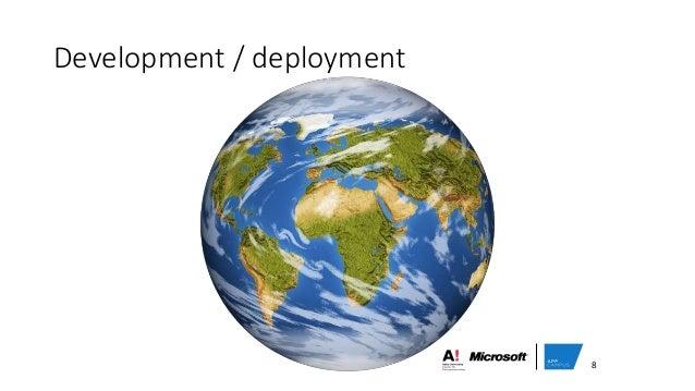 Development / deployment 8