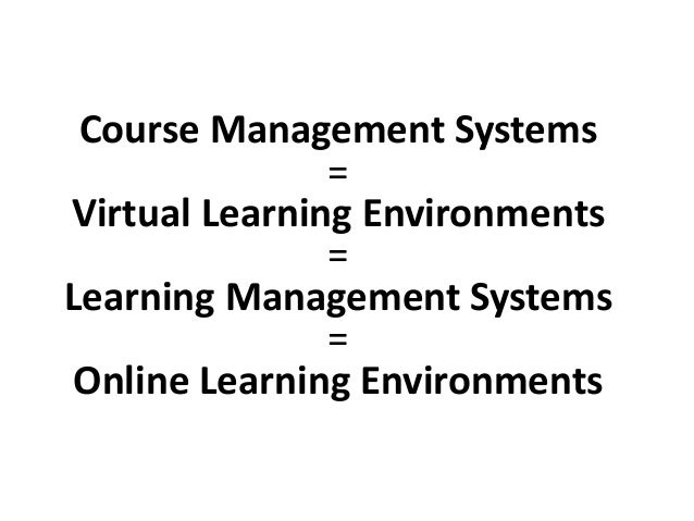 Using CU's (New) Course Management System