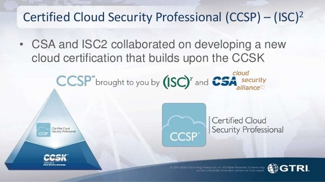 Scott Hogg - Gtri cloud security knowledge and certs