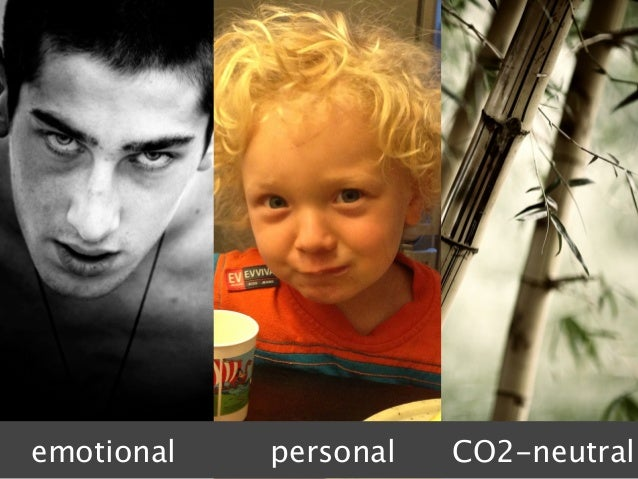 emotional personal CO2-neutral