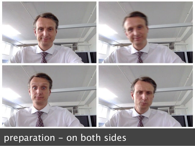 preparation - on both sides