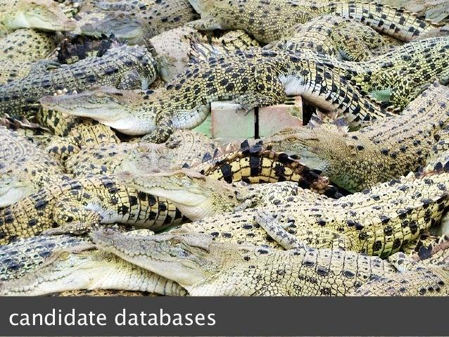 Recruiting Database candidate databases