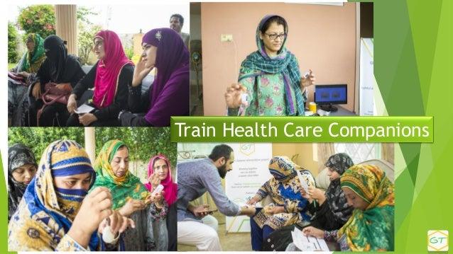 Train Health Care Companions