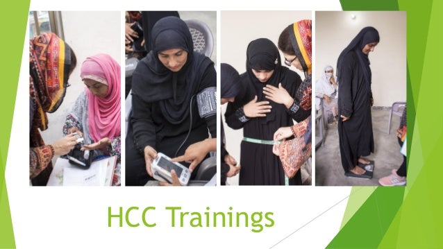 HCC Trainings