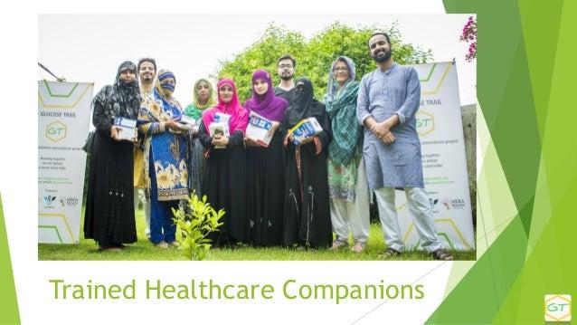 Trained Healthcare Companions