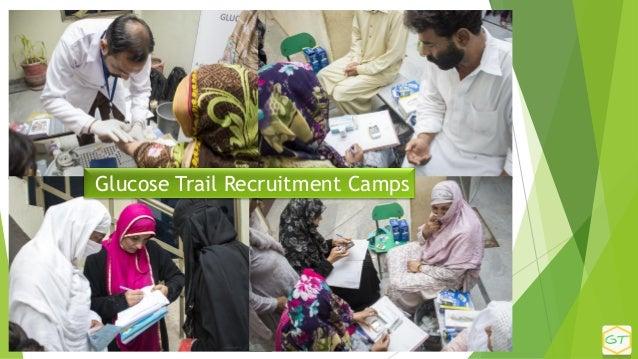 Glucose Trail Recruitment Camps