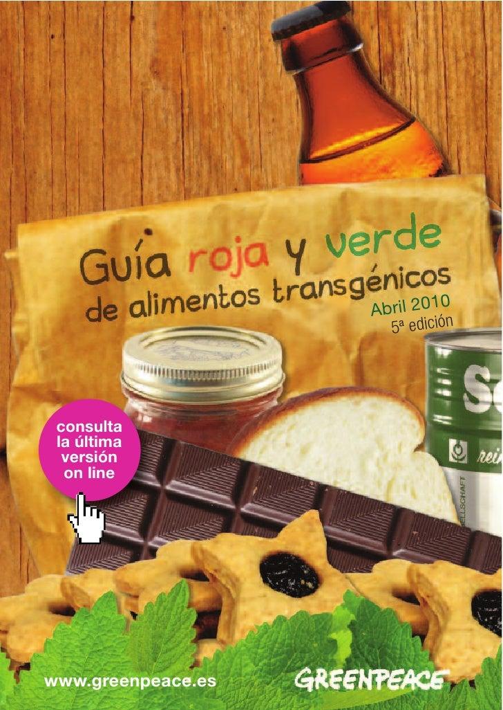 0                     Abril 201                       5ª  edición      consulta  la última   versión   on line     www.gre...