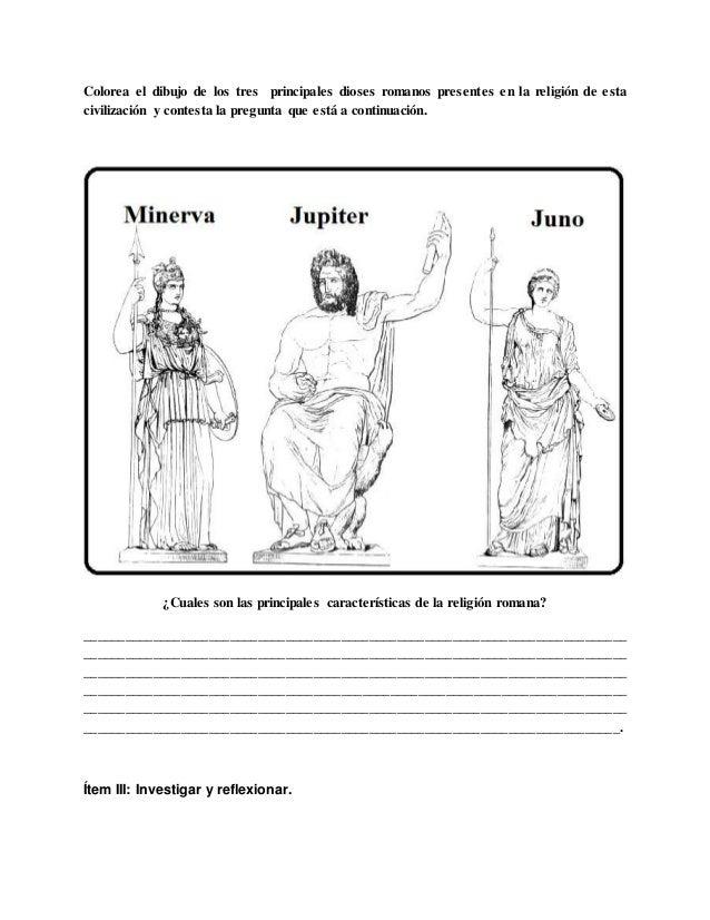 Guìa la civilización romana-