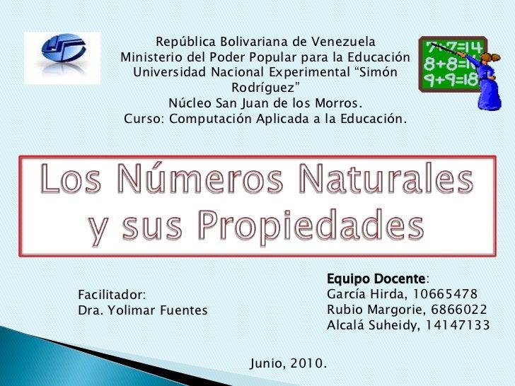 República Bolivariana de Venezuela      Ministerio del Poder Popular para la Educación       Universidad Nacional Experime...