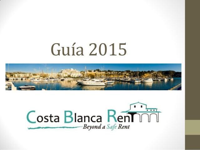 Guía 2015
