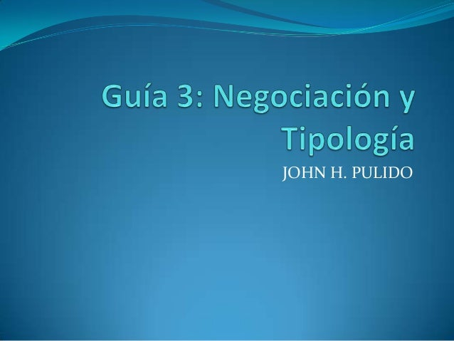 JOHN H. PULIDO