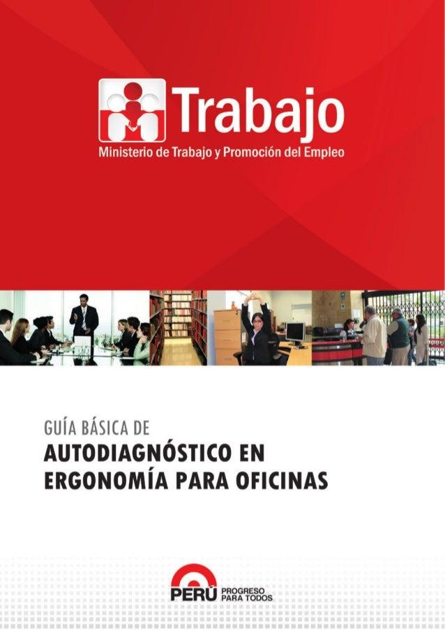 Ministro de Trabajo y Promoción del Empleo Dr. Freddy Otárola Peñaranda Viceministro(e) de Trabajo y Promoción del Empleo ...
