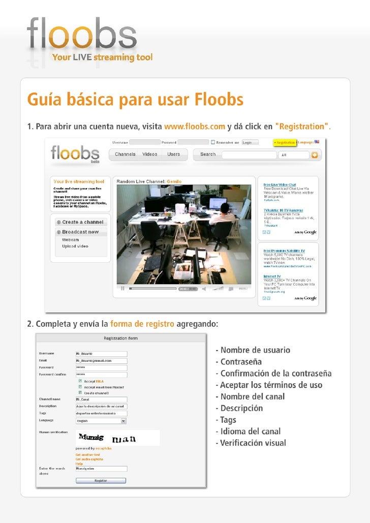 GuíA BáSica V2.0   Floobs