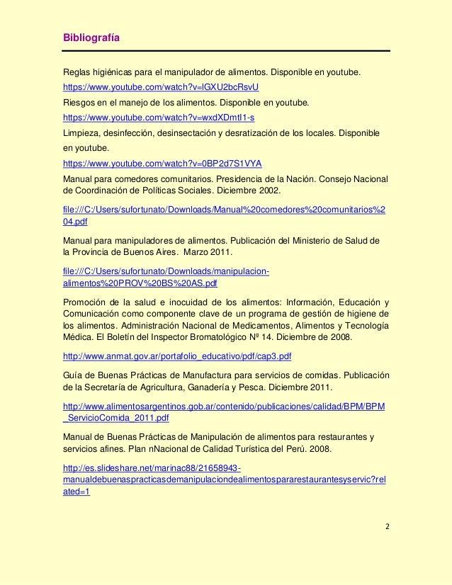 Gu a buenas pr cticas de manufactura para la preparaci n Manual de buenas practicas de manufactura pdf
